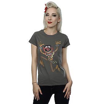 Le T-Shirt Classic Muppets animaux Disney féminin