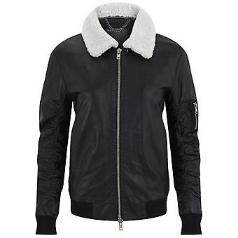 Mason Mens Leather Jacket