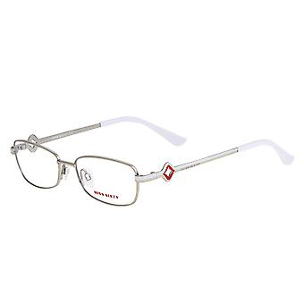 MISS SIXTY glasses frames ladies glasses silver