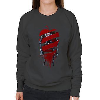 Death Note Ryuk Shinigami Apple Fusion kvinnors tröja