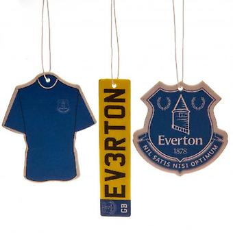 Everton 3pk Air Freshener