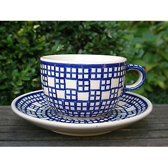 Tasse mit Untertasse - Keramik Geschirr - Tradition 64 - Tee u. Kaffee - BSN 62395