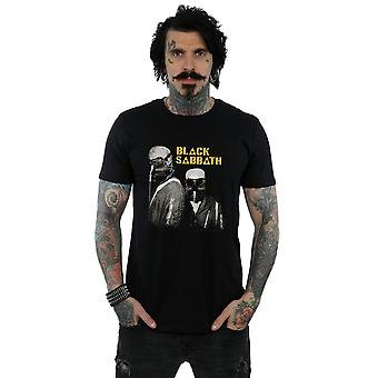 Black Sabbath nie sagen sterben T-Shirt für Männer
