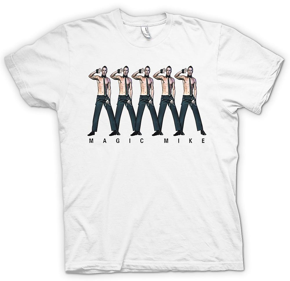Womens T-shirt - Magic Mike Male Stripper