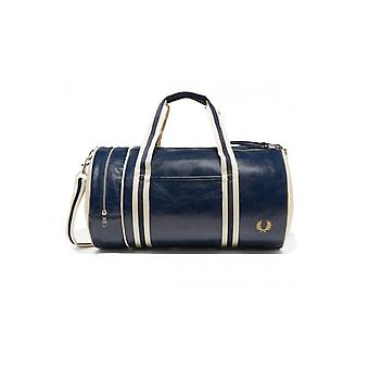 Fred Perry Classic botte Bag (Navy/Ecru)