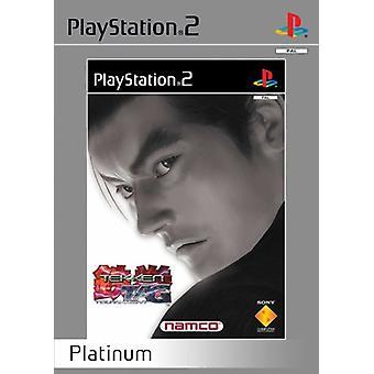 Tekken Tag turnering Platinum (PS2)