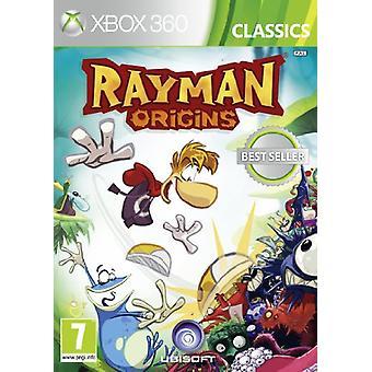 Rayman Origins klassikere (Xbox 360)