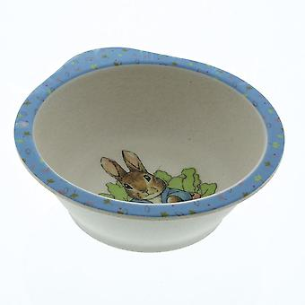 Peter Rabbit Childrens Organic Bowl Eco Friendly Bamboo Gift