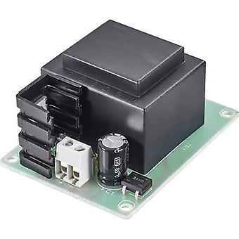 PSU kort komponent Conrad komponenter ATT. FX. INPUT_VOLTAGE: 230 V AC (max.) ATT. FX. OUTPUT_VOLTAGE: 12 Vdc (max.)