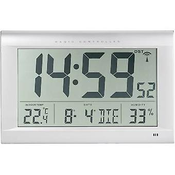 KW9075 Radio Wall clock 410 mm x 270 mm x 43 mm