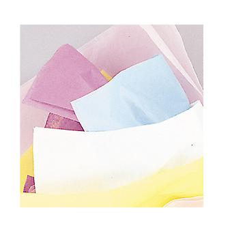 10 Sheets Tissue Paper - Assorted Pastels | Gift Wrap Supplies