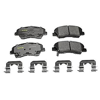 Monroe CX1593 Total Solution Ceramic Brake Pad