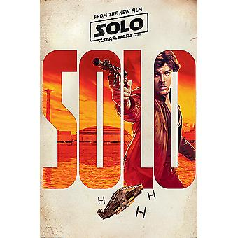 Solo: A Star Wars Story Solo Teaser