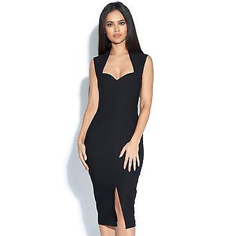 Audrey liten svart klänning