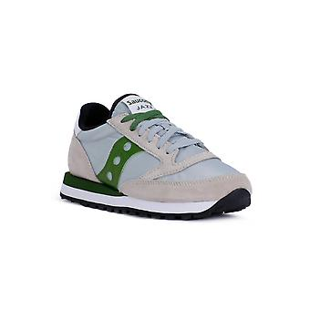 Saucony jazz or grey green fashion sneakers