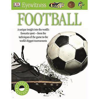 Fútbol de testigo presencial de DK - 9781409349365 libro