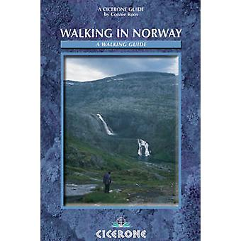 Walking in Norway - A Walking Guide by Constance Roos - 9781852842307