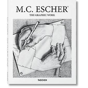M.C. Escher - The Graphic Work by M C Escher - 9783836529846 Book