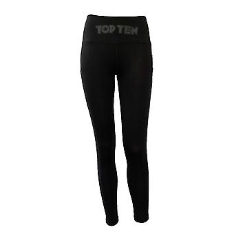 Top dix dames Leggings