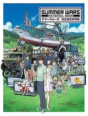 Summer Wars - Material Book by Madhouse - Mamoru Hosoda - 978192677868