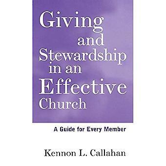 Dando e mordomia em uma igreja eficaz: um guia para todos os membros