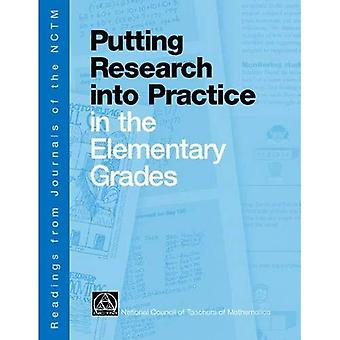 Putting Research into Practice in the Elementary Grades: Readings from Journals of the NCTM