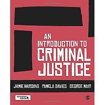 Eine Einführung in die Strafrechtspflege