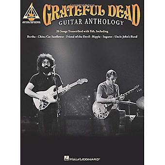 Grateful Dead Guitar Anthology Guitar Recorded Version Gtr Bk