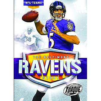 The Baltimore Ravens Story (NFL Teams)