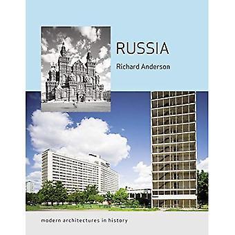 Ryssland: Moderna arkitekturer i historia (bromsstag böcker - moderna arkitekturer i historia)