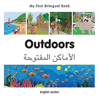 My First Bilingual Book - Outdoors - Arabic-English