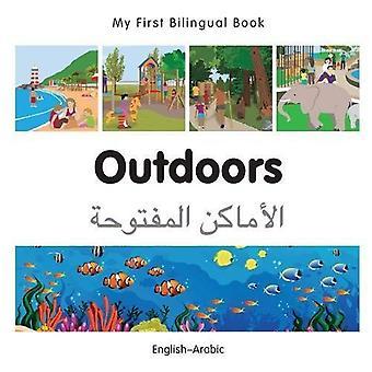 Min första tvåspråkiga bok - utomhus - Arabiska-Svenska