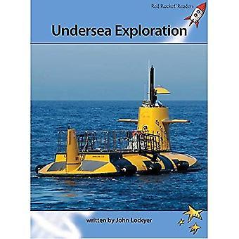 Undervattenskabeln prospektering
