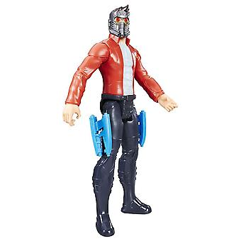 Marvel's Guardians of the Galaxy Titanium Hero Series Star-Lord Figure 30 cm