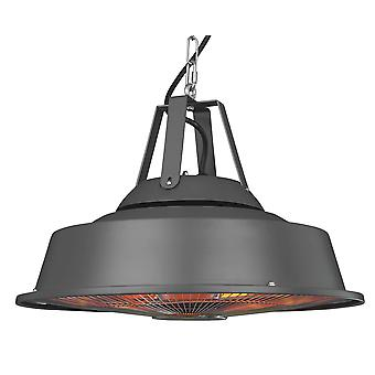 Eurom Partytent heater 1500W Sail - grijs