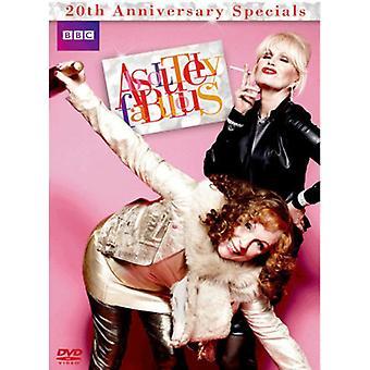 Absolutamente fabuloso 20 importación USA especiales aniversario [DVD]