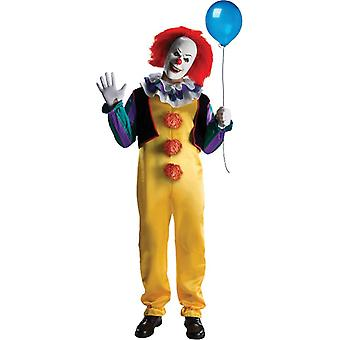 Pennywise Clown Costume for Adults