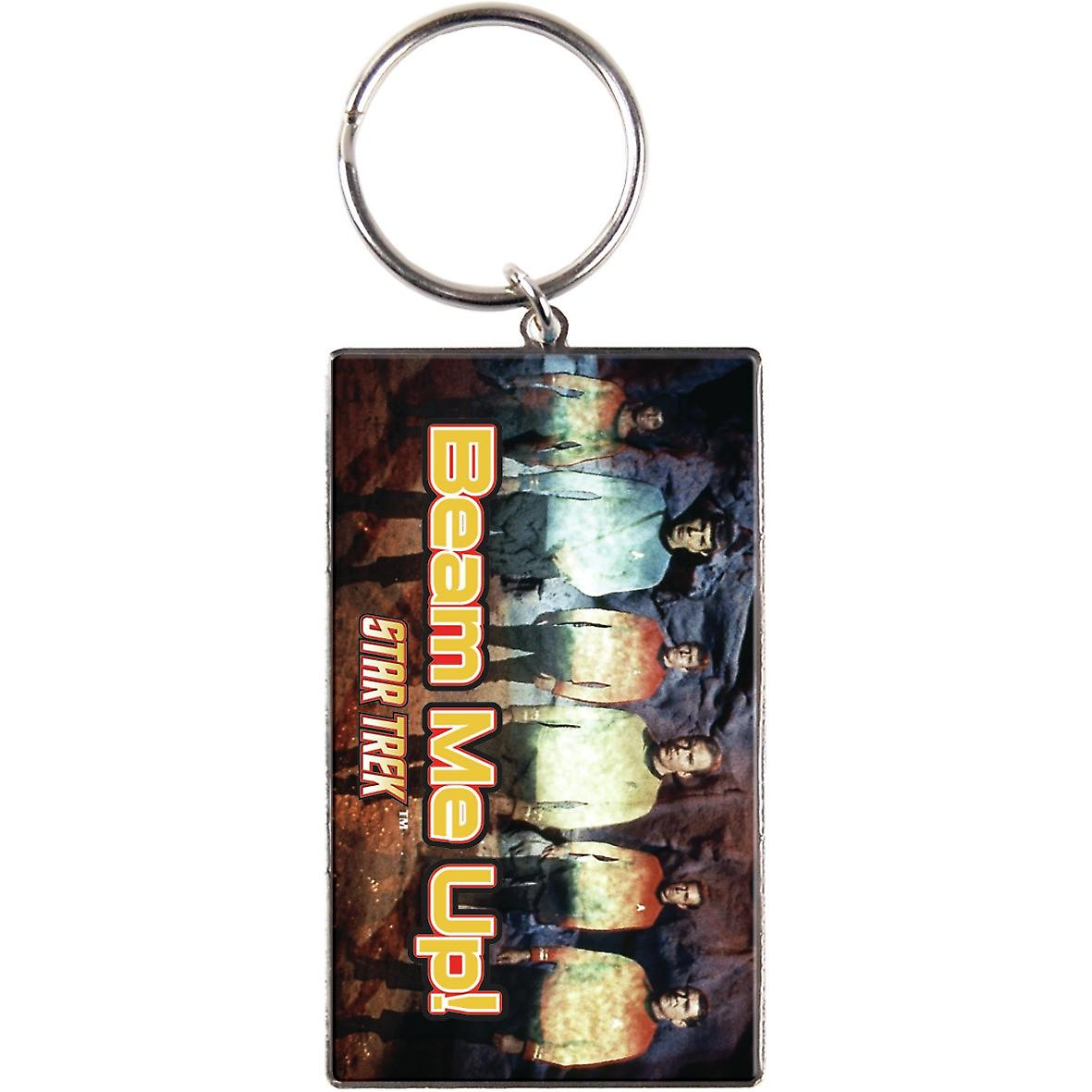 Star Trek Beam Me Up keyring (hb)