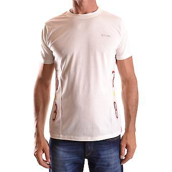 Diesel White Cotton T-shirt