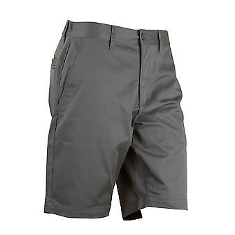 RVCA Mens VA Sport Weekend Casual Chino Shorts - Gray