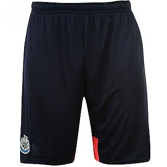 2015-2016 Newcastle tredje fotboll Shorts (Peacot)