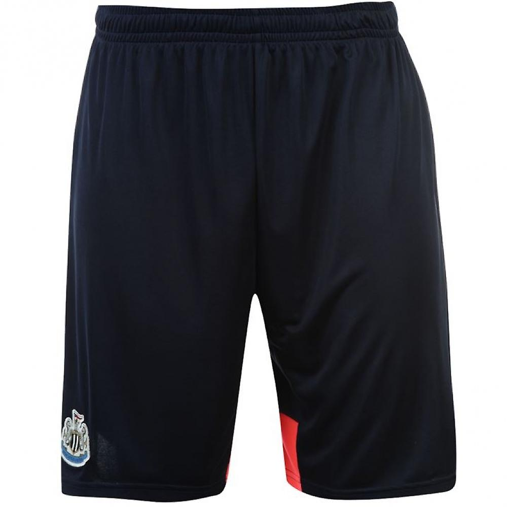 2015-2016 Newcastle Third Football Shorts (Peacot)