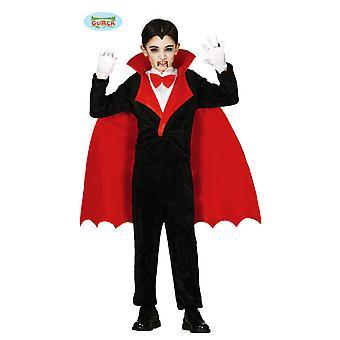 Guirca kids vampire costume Count Dracula Nosferatu Halloween Carnival