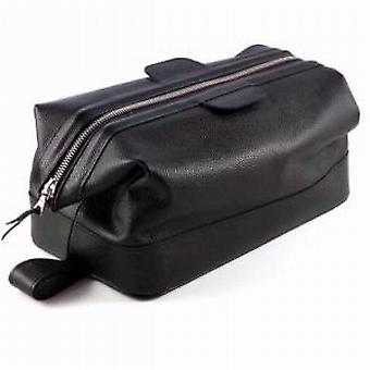 Daines and Hathaway Earth Black Wash Bag
