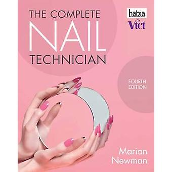 The Complete Nail Technician by Marian Newman - 9781473748736 Book