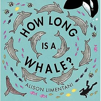 How Long is a Whale? - 9781910716182 Book