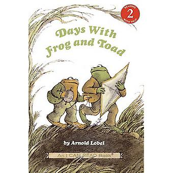 Days with Frog and Toad by Arnold Lobel - 9780808533788 Book