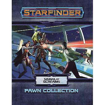Starfinder Pawns Signal of Screams Pawn Collection