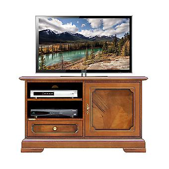 Door and Drawer TV cabinet with brial