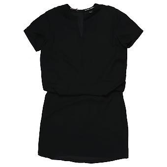 Maison Scotch Black Lightweight Dresss